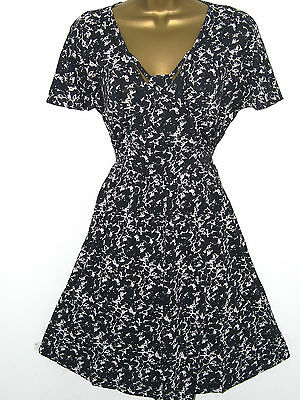FRENCH CONNECTION DAISY TEA DRESS SIZE 4-16 NEW £55 JERSEY TUNIC