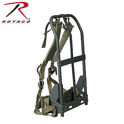 Alice Pack Frame with Olive Drab Straps and Kidney Pad 2255 Rothco