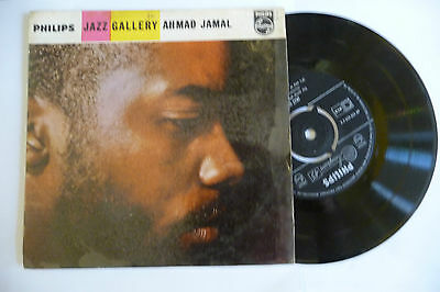 "AHMAD JAMAL""A GAL IN CALICO-disco 45 giri EP PHILIPS Holland 1960"""
