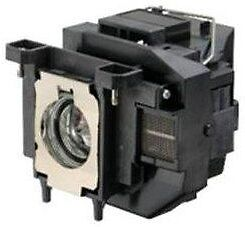 One Year Warranty! Epson V13H010L67 / ELPLP67 Front Projection Lamp With Housing