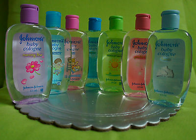 Large Authentic Johnson's Baby Cologne 125ml Regular Heaven Powder Mist + more