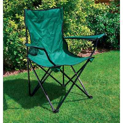 NEW Folding Camping Fishing Chair Seat Foldable Beach Garden Outdoor Furniture!