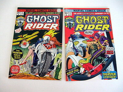 *GHOST RIDER #12-20 HIGH GRADE LOT  Guide $203 Free Shipping!