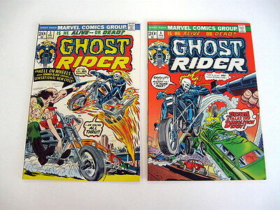 *GHOST RIDER #3-5 HIGH GRADE LOT  Guide $137 Free Shipping!