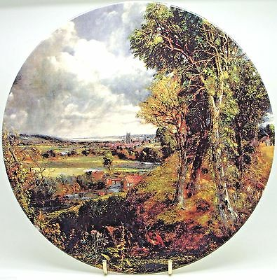 Dedham Vale  ~ Bone China Royal Doulton Plate
