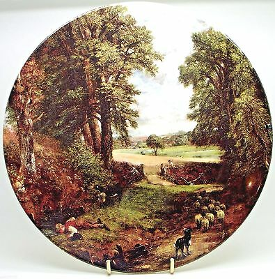 The Cornfield ~ Bone China Royal Doulton Plate