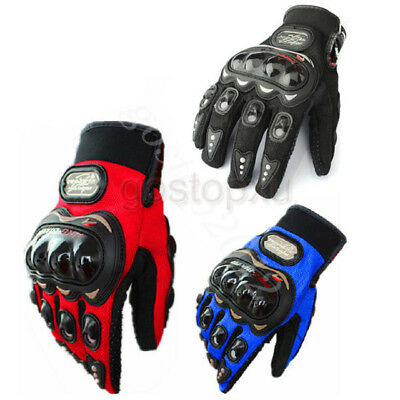 Motorcycle Motorbike Enduro Racing Motocross Gloves Full Fingers Protective
