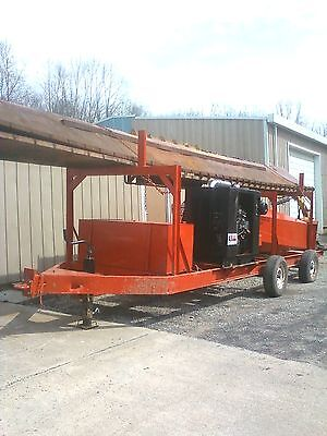 BRUSH BURNER / TRENCH BURNERS/ FOR RENT McPherson / Air Curtain / Pit Burners /