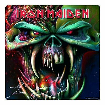 Iron Maiden The Final Frontier Single Drinks Coaster Gift Band Album Cover Fan