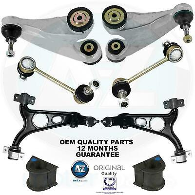 For Alfa Romeo 147 156 TS GT Front upper lower wishbones suspension arms kit