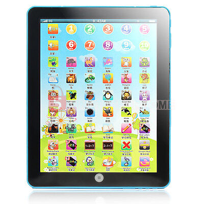 Useful English Learning Machine Educational Computer Tablet Toy for Children