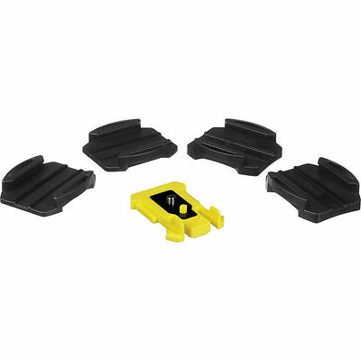 Sony Action Cam Genuine Accessories NEW Sticky Mount Adhesive Flat Curved Mounts