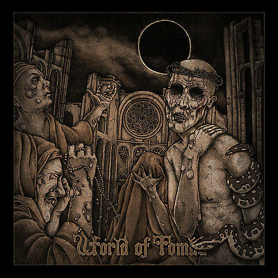 HORNED ALMIGHTY - World Of Tombs - CD DIGIPACK