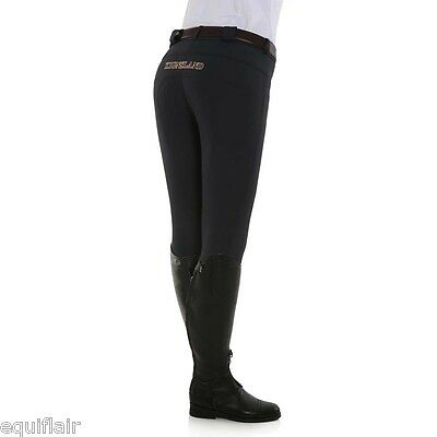 Kingsland Lizzi Ladies Slim Fit Breeches - Navy