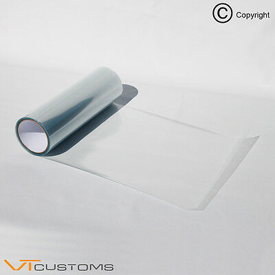 30 x 100cm Clear Headlight Protection Film Fog Tail Lights Tinting Car Wrap