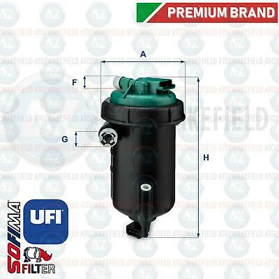 Ducato Relay Boxer 2.3 3.0 Diesel JTD HDI Multijet fuel filter housing genuine
