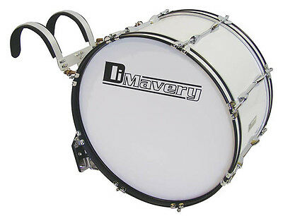 Dimavery MB-424 Marching Bass Drum, 24 inches x 12 inches