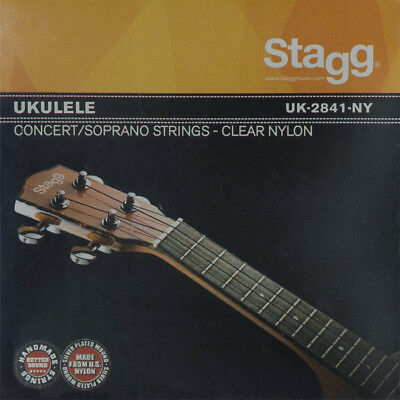 Stagg Nylon Strings for Soprano and Concert Ukulele