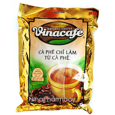 24 Sachets x 20g VINACAFE Instant Mix 3 in 1 - Vietnam Natural Coffee NEW