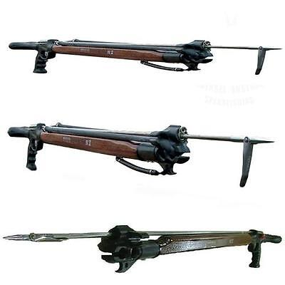 Woodie Timber Spear Gun In 750,1000,1400,1700 - From Undersee - Australian Made