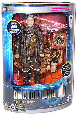 """5"""" Doctor Who The Other """"War"""" Doctor Action Figure, John Hurt Rare"""
