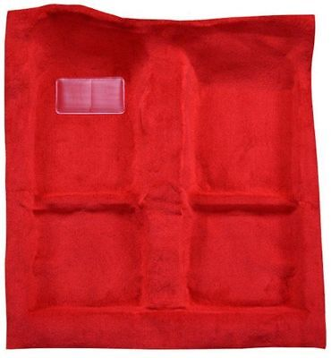 Carpet Kit For 1974-1976 Ford Bronco (Full Size) With 1 Gas Tank, Complete Kit