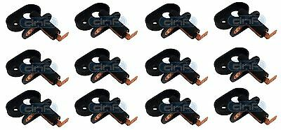 12x Universal Door Switch & Gasket - Courtesy/ Interior Light & Alarm Bonnet Pin