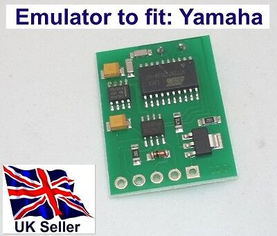Immobiliser Emulator for Yamaha Motorcycles Immobilizer Bypass Emmulator Circuit