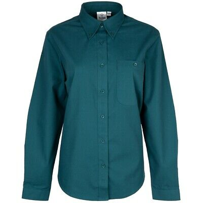 Scout Blouse Official Scout Uniform Teal Green For Girls New