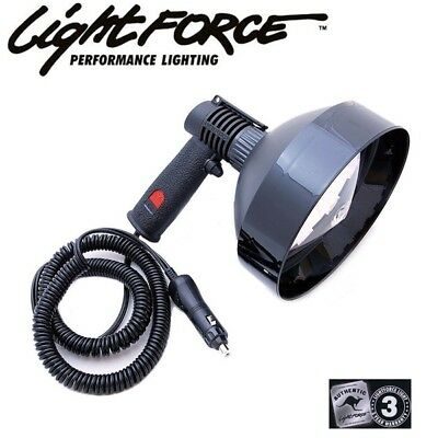 Lightforce 170 Striker Handheld 12v 100w halogen Spotlights 12v Cig plug SL1705