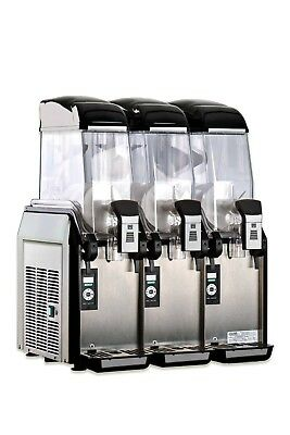 Elmeco FCM-3 Millennium Frozen Beverage Granita Slush Machine