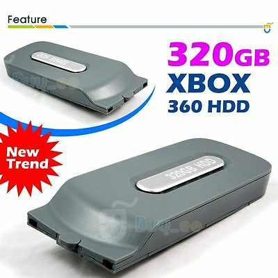 320GB Hard Disk Drive HDD for Microsoft XBOX360 XBOX 360 Live Standard 320 GB