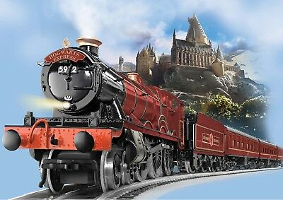 Harry Potter Movie Hogwarts Express Train Glossy Wall Art Poster (A1 - A5 Sizes)