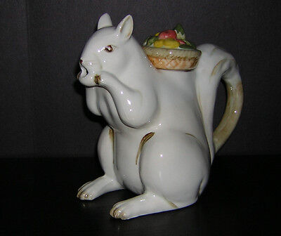 Andrea by Sadek Squirrel Teapot  Tea Pot
