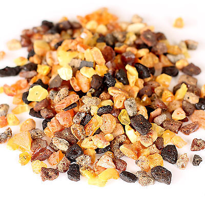Raw Genuine Baltic Amber Loose Unpolished Beads 50 Grams in any Color You Choose
