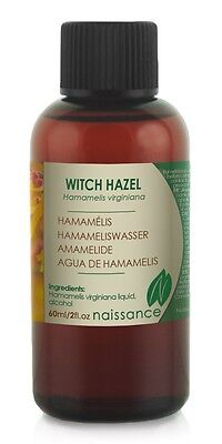 Witch Hazel 60ml by Naissance