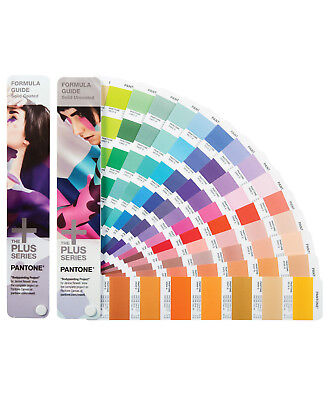 Pantone FORMULA GUIDE Solid Coated & Solid Uncoated  GP1601N Last edition