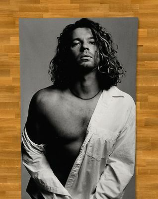 Michael Hutchence Towel NEW INXS Need You Tonight Suicide Blonde Disappear