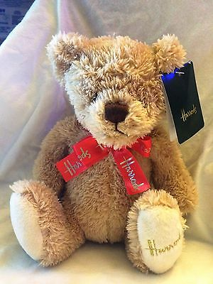 Harrod's Teddy Bear Plush
