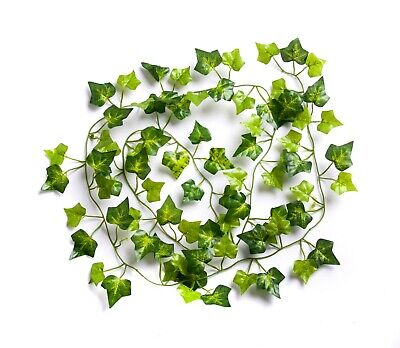 Best Artificial English 7ft 210cm Ivy Trailing Garland Vine plant garden wedding