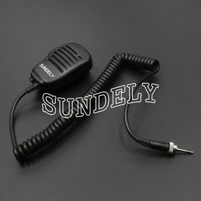 Hand Held Shoulder Mic with Speaker For Uniden UHF Radio UH074SX UH076DLX