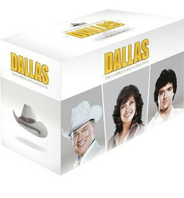 Dallas: The Complete Collection – DVD Set