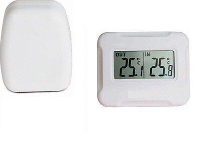 Digital LCD Thermometer - Indoor outdoor  wireless Thermometer