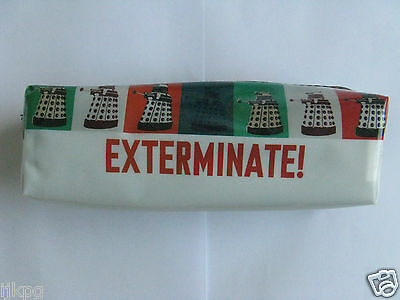 Doctor Who  Daleks   Exterminate !  Pencil Case
