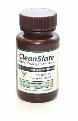 2 Day Rapid THC Remover/ Cleanse & Detox Flush- Fast Acting Detoxification