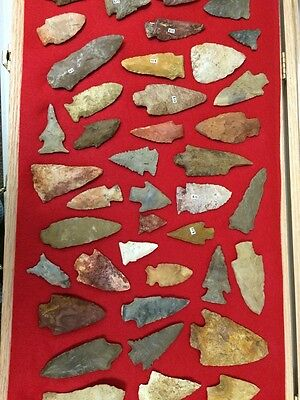 One Authentic Indian Arrowhead KY GA MS TN AL AR Satisfaction Guarantee Grab Bag