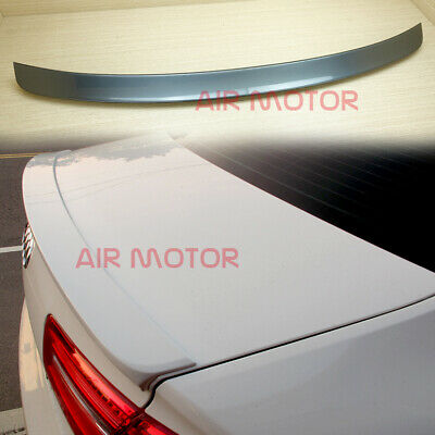 Painted Audi A6 C7 D Type Rear Wing Trunk Boot Spoiler 2012-2014 Your Color