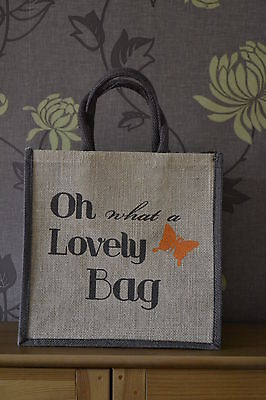 Jute Fair Trade Shopping Bag For Anyone Great Gift
