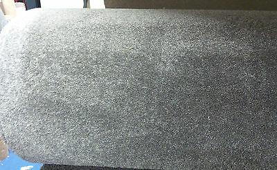Super SOFT 15mm THICK Silver Saxony Carpet *£9.99sqm** FREE DELIVERY