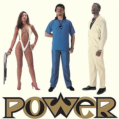 Ice-T - Power  Vinyl Lp New